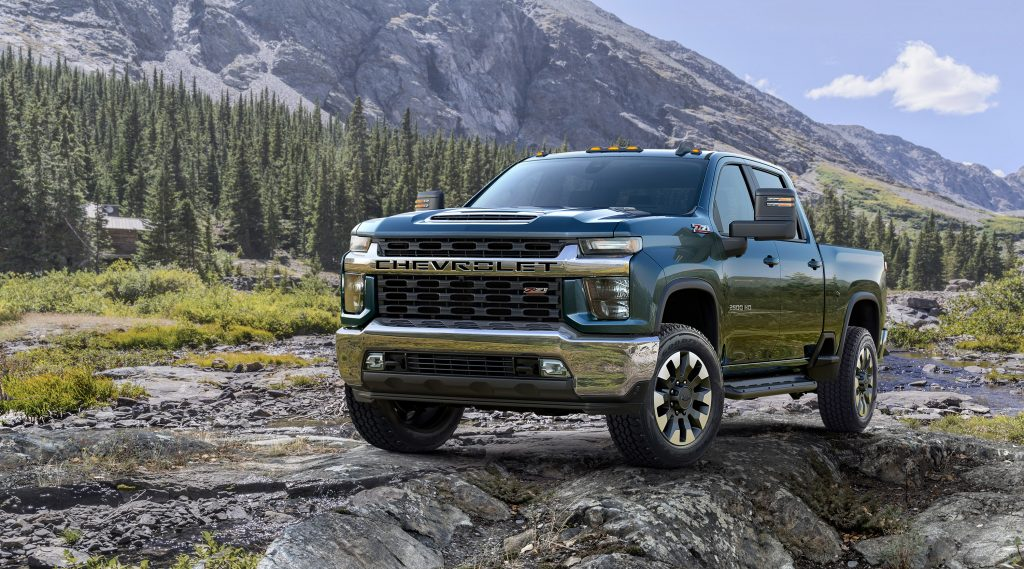 2020 Chevrolet Silverado HD - Collierville, TN